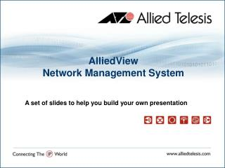 AlliedView  Network Management System