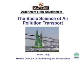The Basic Science of Air Pollution Transport