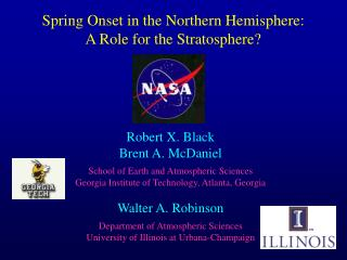 Spring Onset in the Northern Hemisphere: A Role for the Stratosphere