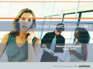 Alcatel OmniPCX Enterprise  R6.1