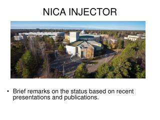 NICA INJECTOR