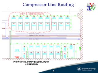 Compressor Line Routing