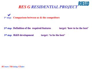 RES G  RESIDENTIAL PROJECT