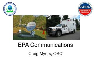 EPA Communications