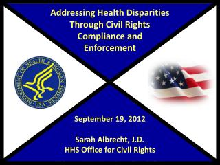 Your Role in Ensuring  Civil Rights Compliance