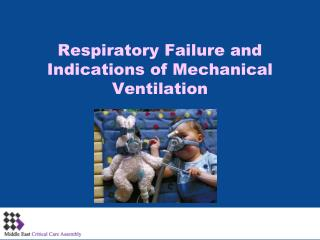 Respiratory Failure and Indications of Mechanical Ventilation