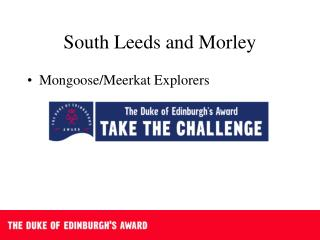 South Leeds and Morley