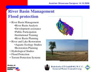 River Basin Management Flood protection
