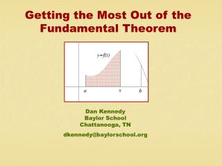 Getting the Most Out of the Fundamental Theorem
