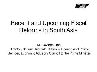 Situation Analysis and Current Issues of Sri Lankan Economy with Special Emphasis on Fiscal and Debt Issues