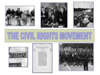 Civil Rights Movement Led to Change