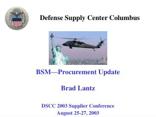 Defense Supply Center Columbus