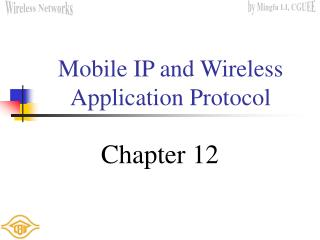 Mobile IP and Wireless Application Protocol