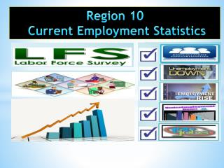 Region 10  Current Employment Statistics