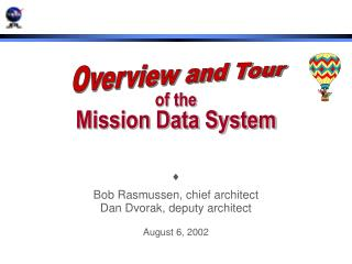 of the Mission Data System