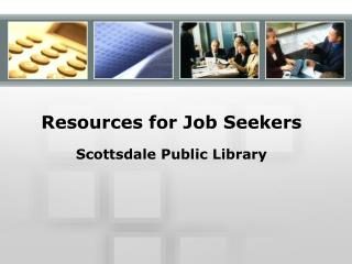 Resources for Job Seekers