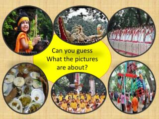 Can you guess What the pictures are about?