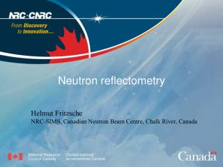 Neutron reflectometry