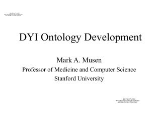 DYI Ontology Development