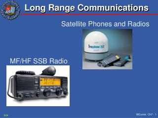 Long Range Communications