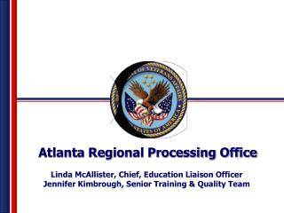 Atlanta Regional Processing Office