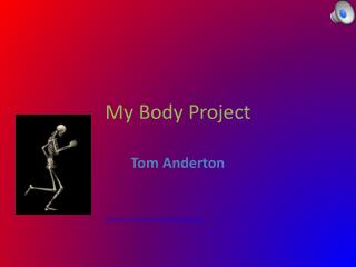 My Body Project