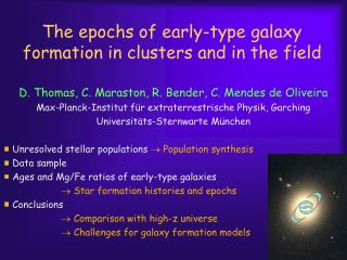 The epochs of early-type galaxy formation in clusters and in the field