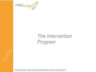 The Intervention Program