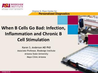 When B Cells Go Bad: Infection, Inflammation and Chronic B Cell Stimulation