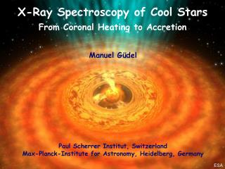 X-Ray Spectroscopy of Cool Stars From Coronal Heating to Accretion