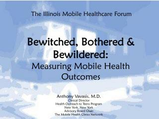 The Illinois Mobile Healthcare Forum
