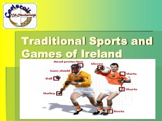 Traditional Sports and Games of Ireland