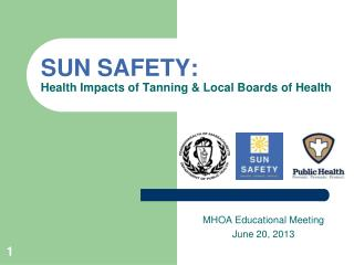 SUN SAFETY: Health Impacts of Tanning & Local Boards of Health