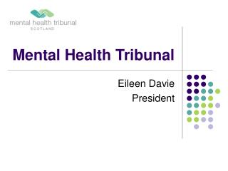 Mental Health Tribunal