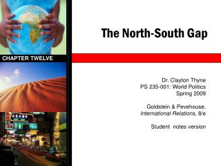 The North-South Gap