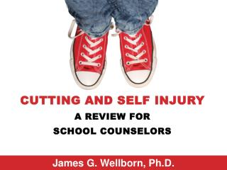 Cutting and Self  Injury A Review For  School Counselors