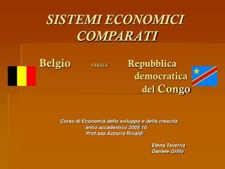 Corso di Economia dello sviluppo e della crescita           anno accademico 2009/10