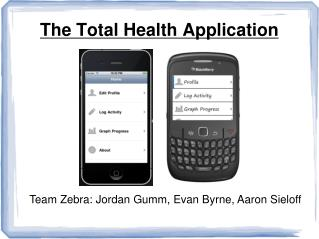 The Total Health Application