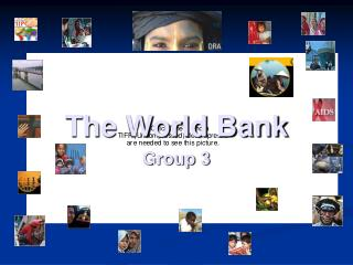 The World Bank Group 3