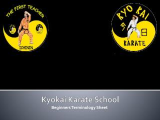 Kyokai Karate School