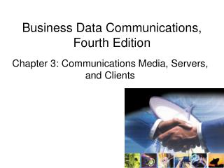 Business Data Communications, Fourth Edition
