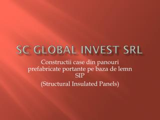 SC GLOBAL INVEST SRL