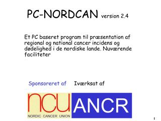 PC-NORDCAN  version 2.4
