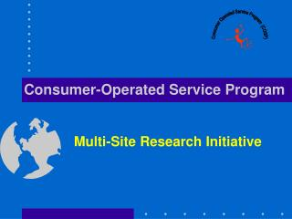 Consumer-Operated Service Program