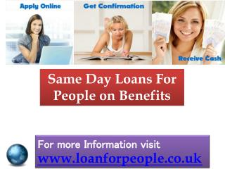 Loan for people provide fast Loans