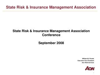 State Risk & Insurance Management Association