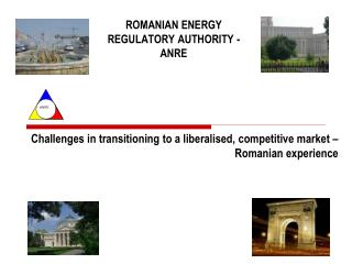 ROMANIAN ENERGY  REGULATORY AUTHORITY - ANRE