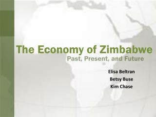 The Economy of Zimbabwe