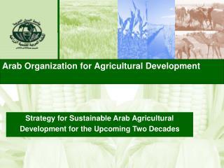 Arab Organization for Agricultural Development