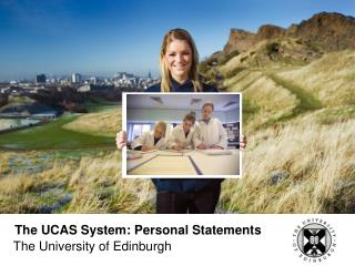The UCAS System: Personal Statements